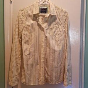 AE button down shirt